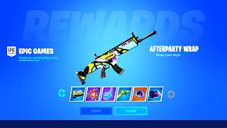 CLAIM THESE 10 FREE REWARDS NOW IN FORTNITE! (FREE ITEMS)