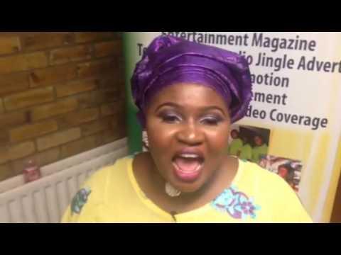 Lady Evangelist Iranlowo