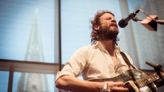 Father John Misty - Hollywood Forever Cemetery Sings (Acoustic) (Live on 89.3 The Current)