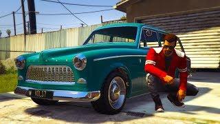 Обзор автомобиля: Vulcar Fagaloa. Мой Дед бы оценил... GTA Online.