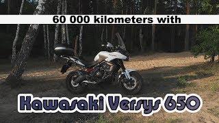 Kawasaki Versys 650. Owner