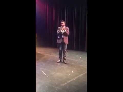 """Singing with San Diego Opera's outreach and young artist program """"OperaExposed!"""""""