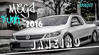 MEGAFUNK  - 2016  - JANEIRO (Dj TONY CwB)