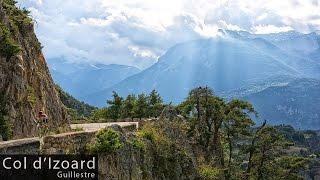 Col d'Izoard vanaf Guillestre