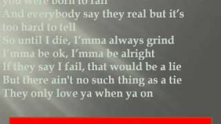 Chamillionaire - When Ya On Lyrics