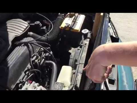 Replacing The AC Condenser In A Car Mp3