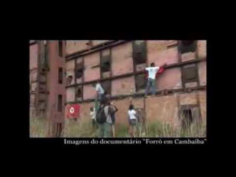 Matéria Lançamento do documentário Forró em Cambaíba nov2013