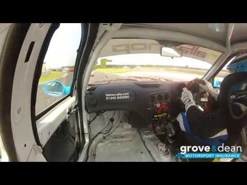 Snetterton 200 2014 – Race – Andy Hancock