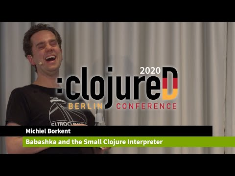 Babashka at ClojureD 2020