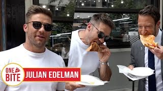 Barstool Pizza Review - City Pizza With Special Guest Julian Edelman
