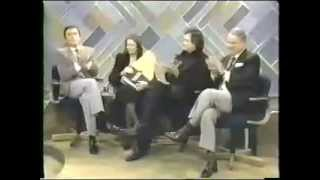 Don Rickles Mike Douglas Johnny Cash June Carter 1981