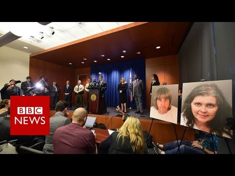 Shackled siblings: What we know about their lives  – BBC News