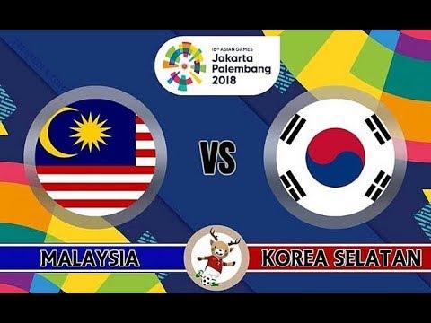 TRỰC TIẾP Hàn Quốc vs U23 Malaysia ⚽ | LIVE U23 Korea VS U23 Malaysia Asiad ⚽ 2018 HD