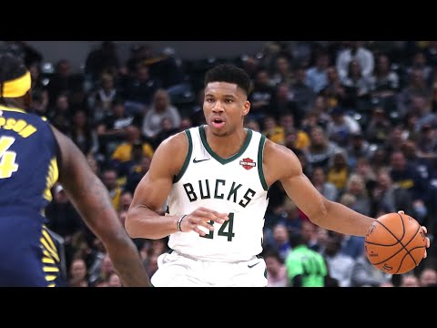 Highlights: Bucks 102 - Pacers 83 | 11.16.19