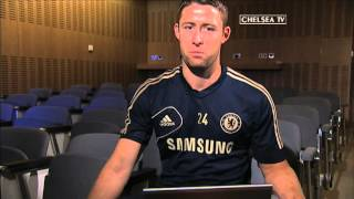 Chelsea FC – #askcahill
