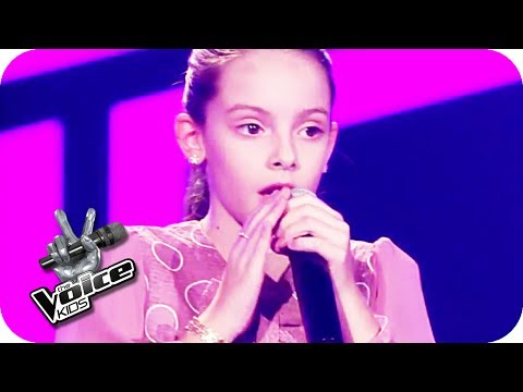 Björk - It's Oh So Quiet (Anastasia) | The Voice Kids 2017 | Blind Auditions | SAT.1 Mp3