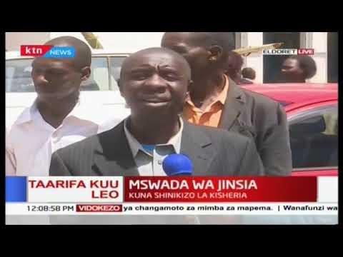Maoni ya watu kuhusu mswada wa jinsia kabla kongamano kuanza