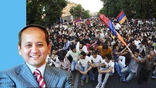Мухтар Аблязов о революции в Армении и предстоящих митингах в Казахстане