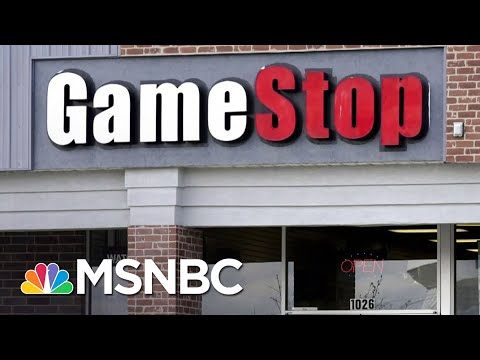 GameStop Surge Shows Power Shift On Wall Street | Stephanie Ruhle | MSNBC