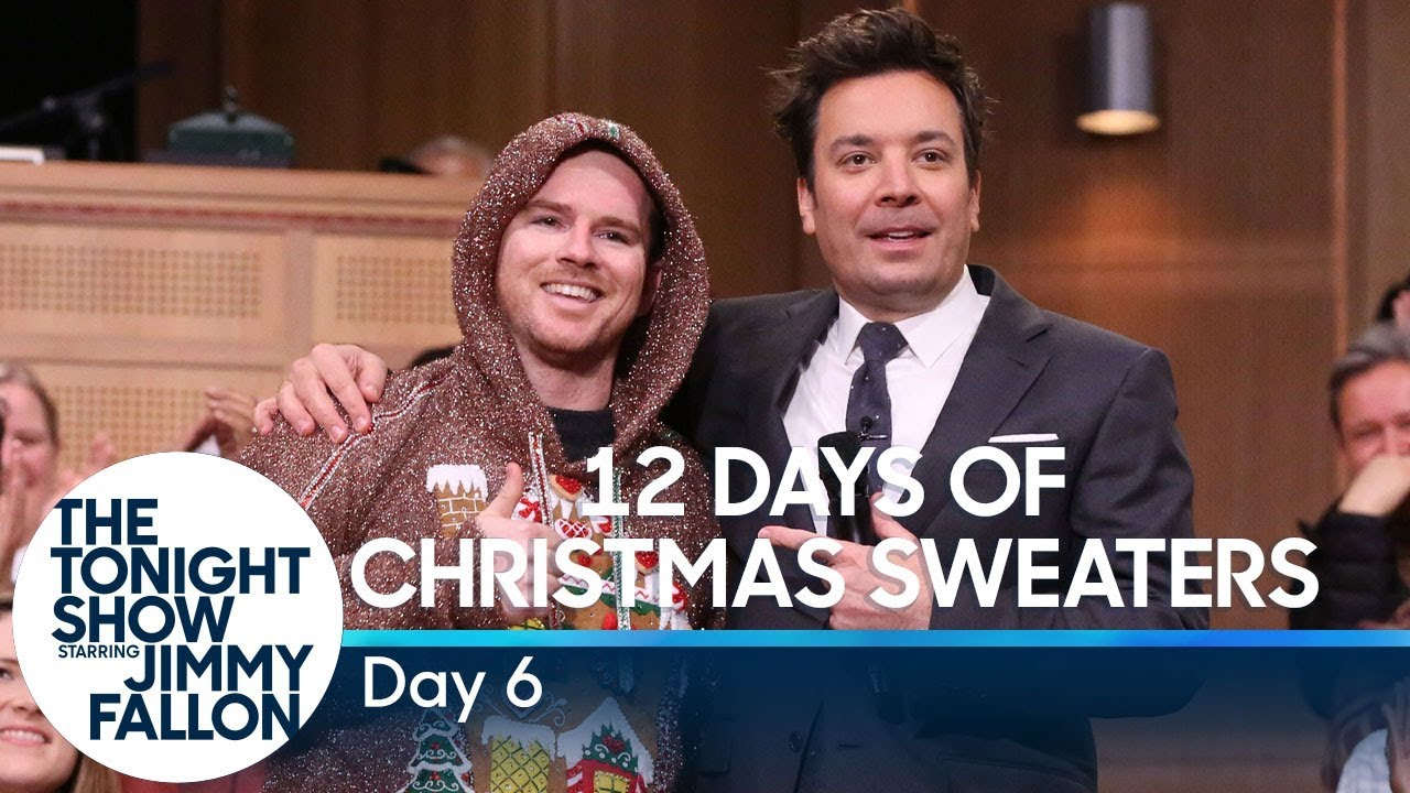 12 Days of Christmas Sweaters 2019:Day 6 thumbnail