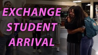 Exchange Student Arrival   Germany to USA! ✈️