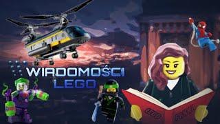 Panorama LEGO #110 czyli najnowsze informacje ze świata klocków LEGO!