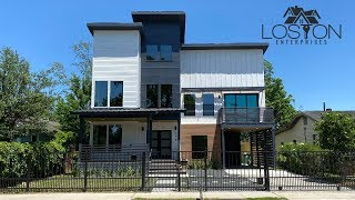 Greater Heights, Houston, TX ∙ Uber Contemporary-Modern Home Tour ∙ Houston Living