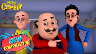 Motu Patlu Cartoon in Hindi | New Compilation 84 | New Cartoon | Hindi Cartoon