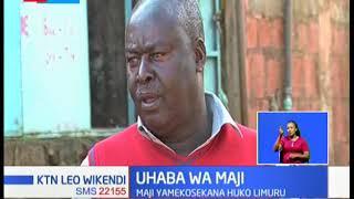 Wenyeji wa Limuru watiwa wasiwasi kutokana na uhaba wa maji
