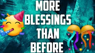 Prophetic Word For SOMEBODY;.GOD Will BLESS You More Than BEFORE 🙏🥳🎊🎉