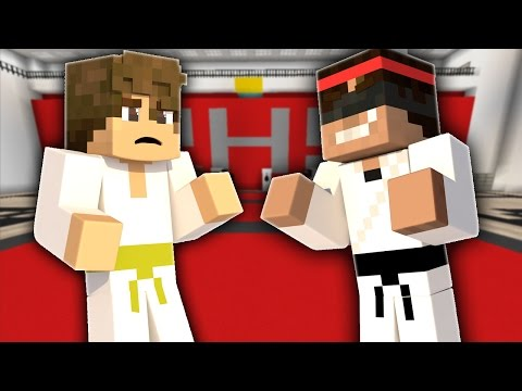 Parkside High School | KARATE BEATDOWN! | Minecraft Roleplay #8 [S3]