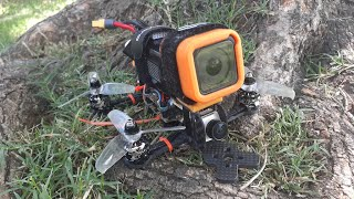 "If I could fly away FPV 3"" CineWhoop April 2020"