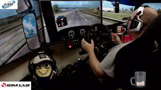 Euro Truck Sim With mark