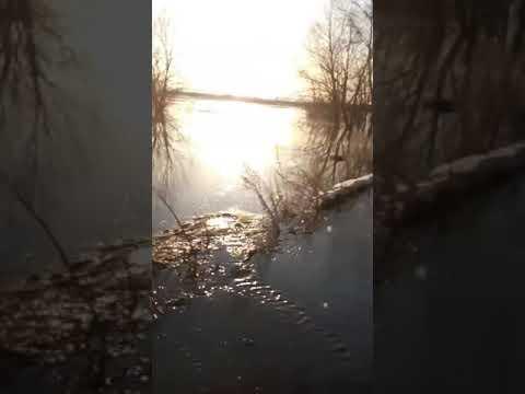 Паводок-2021 в Орске: дорогу в Джанаталап затопило
