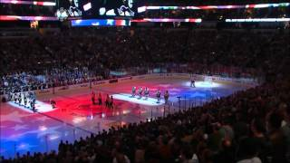 [HD] Islanders @ Penguins 11/21/11 Crosby's Comeback + intro + nat. anthem + goals w/replays