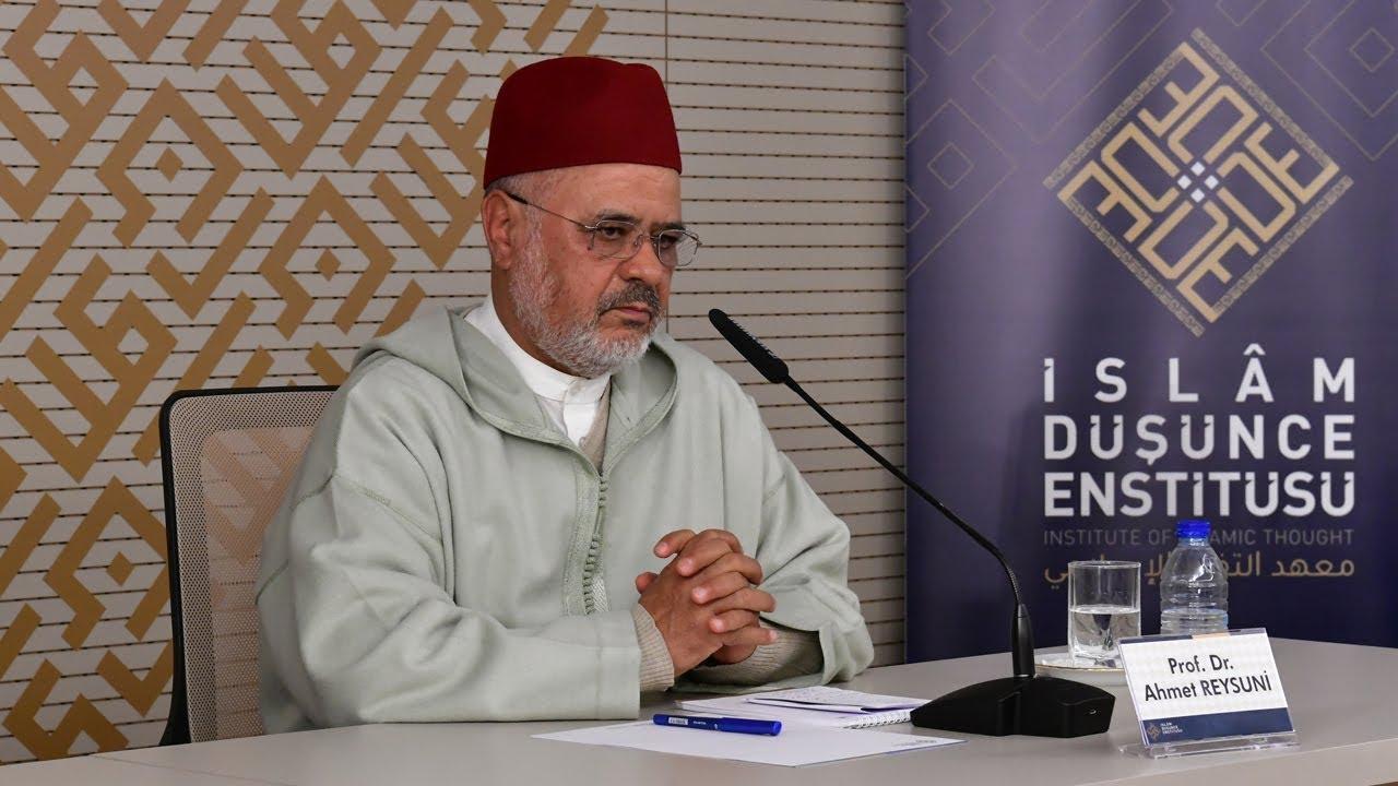 Prof. Dr. Ahmet Reysuni I İslami İlimlerin Yenilenmesi