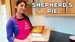 How To Make The Best Homemade Shepherd's Pie | Shepherd s Pie Recipe - with My Little Kitchen