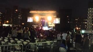 Joan Jett@ Coney Island 8/9/12