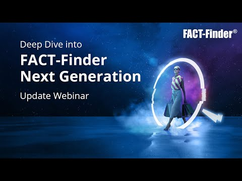 Deep Dive into FACT-Finder Next Generation