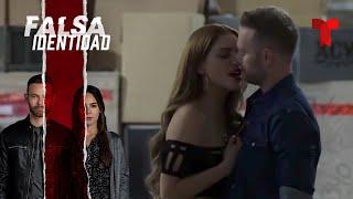 Falsa Identidad | Capítulo 77 | Telemundo