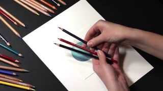 COLORED PENCIL: How To Get Started With Colored Pencil