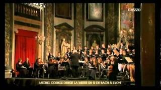 Bach Messe en si mineur BWV232 Michel Corbiz.