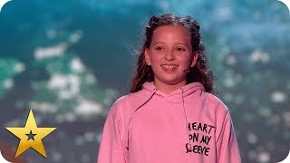 Marvellous magician Issy Simpson stuns crowd with incredible trick! | BGT: The Champions
