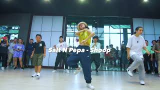 Shoop-salt N pepa choreography by Apple yang