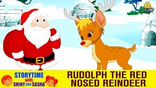 Rudolph The Red Nosed Reindeer | Christmas Carol - Christmas Songs for Children | Koo Koo Tv