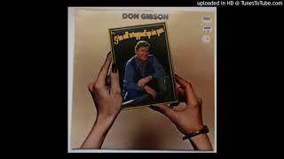 Don Gibson - We Live In Two Different Worlds [1972]