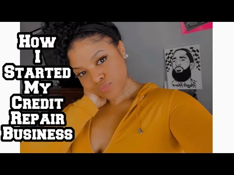 How I Started My Credit Repair Business During Pandemic   5 Figure Income In 4 Months    LifeWithMC