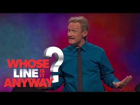 Scénky z klobouku: Školní shromáždění - Whose Line Is It Anyway?