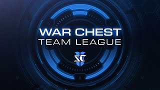 2020 War Chest Team League: Groups Day 1 – July 24