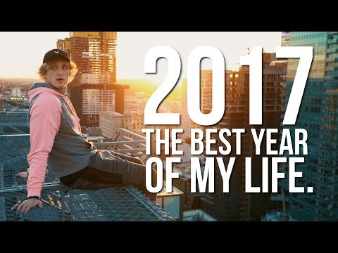 , title : 'LOGAN PAUL - WHY 2017 WAS THE BEST YEAR OF MY LIFE.'